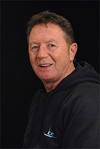 Gerard Maher, LGV Driver for Polar Ice team