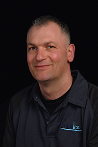 Mariusz Merchel, Production Manager for Polar Ice team