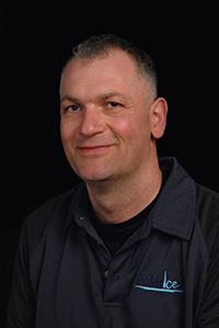 Mariusz Merchel, Production Manager for Polar Ice