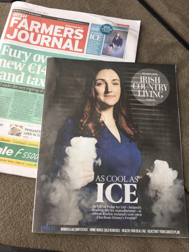 Meet Alison Ritchie: Ireland's very own Elsa