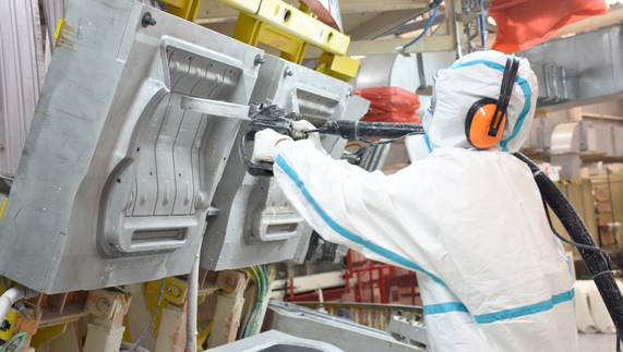 Individual dry ice blasting machinery