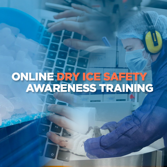 Dry Ice Safety Awareness Training
