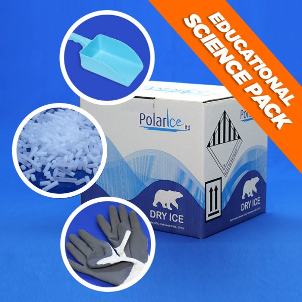 Dry Ice Science Pack 8kg